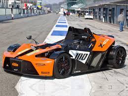 Cars Library: KTM X-Bow Race