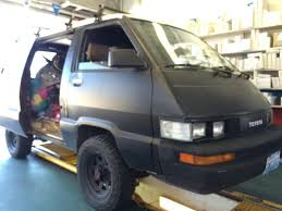 For Sale - 1989 Toyota 4x4 VAN!!! NEED SOLD NOW IN OREGON ...