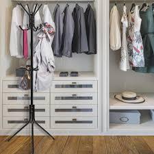 Coat Rack Base Standing Coat Rack Hat Hanger Holder Hooks for Jacket Umbrella Tree 94