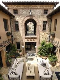 Courtyard Centerpiece | HGTVRemodels.com | Patio Projects | Pinterest |  Centerpieces, Outdoor living and Outdoor spaces