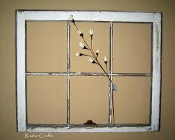 Old Window Frame Decor Using Old Window Frames To Decorate Decor Window Ideas