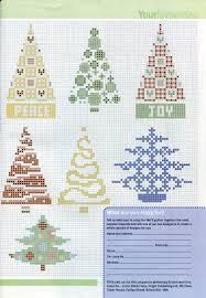 Christmas Tree Cross Stitch Xmas Cross Stitch Cross