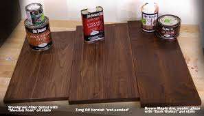 hardwood for furniture. 3 tricks for a beautiful walnut wood finish hardwood furniture