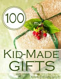 101 Best Gifts Kids Can Make Images On Pinterest  Gift Ideas DIY Homemade Christmas Gifts That Kids Can Make