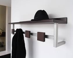 Diy Wall Mounted Coat Rack Shelf Fascinating Home Design Unique Coat Rack Wall Mounted 77