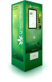 Mmj Vending Machine Amazing Cannabisvendingmachineiphone Greenvault Cannabis Dispenser Website