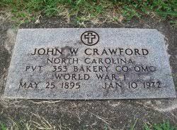 John Wesley Crawford (1895-1972) - Find A Grave Memorial