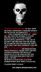 Tate Langdon Quotes Unique Tate Langdon Couldnt Have Said It Better Myself That Shit I Do