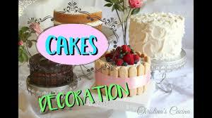 Amazing Cake Decorating Compilation Tutorial Instagram Cakes Youtube