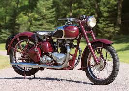 Mile Eater: 1948 Triumph Speed Twin - Classic British Motorcycles ...