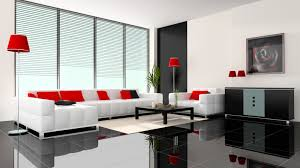 Red Black And White Living Room Set Bedroom Elegant White Sofa With Accent Pillow In Red Black White