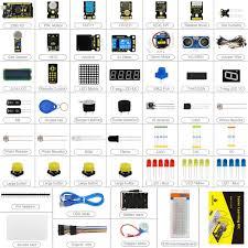 KS0079 <b>Keyestudio Super Starter Kit/Learning</b> Kit With ...