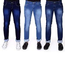 RAGZO <b>Men's</b> Multicolor Slim Fit Stretchable Fabric <b>Casual Wear</b> ...