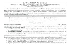 Project Manager Resume Sample Resume Template For Project Manager ...