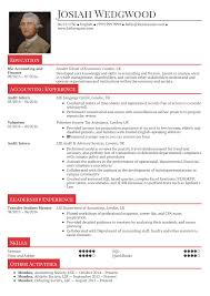 Resume Sample For Accounting 60 Accountant Resume Samples That'll Make Your Application Count 2