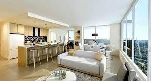 Modern apartment interior 3ds max scene
