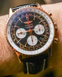 replica breitling watches for uk cheap swiss fake breitling red gold case uk breitling navitimer 01 replica watches highlight the surprise
