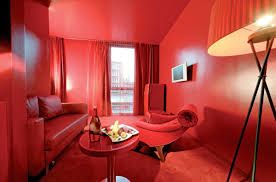 Red Color Room Red Color Room Home Design