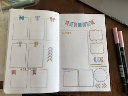Design A Journal How To Create A Bullet Journal For Beginners Kk Simply Creates