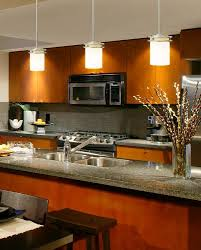 kitchen mini pendant lighting. White Mini Pendant Light Fixtures For Kitchen Modern Wooden Brown Oven Cooking Sink Stainless Steel Branches Lighting T