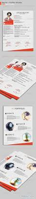 Resume Template 6681106 Free Download Photoshop Vector Stock