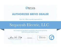 brivo dealer certificate sequoyahelectricllc jpg