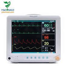 Medical Monitoring China Ysf5 Hospital Icu Patient Portable Medical Monitoring