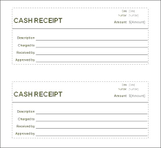 Printable Reciepts