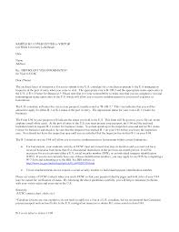 Sample Cover Letter For Tourist Visa Application Canada