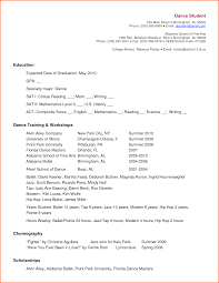 examples of dance resume resume builder examples of dance resume sample dance resume 10 examples in word pdf dance resume examples professional