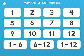 Multiplication Flash Cards Games Fun Math Problems - Android Apps ...