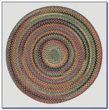 lovely round braided rugs target rug designs