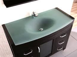 baffling glass bathroom vanity tops and tempered glass kitchen sink bathroom vanity with glass bowl