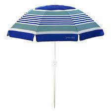 beach umbrella. Nautica 7\u0027 Beach Umbrella A