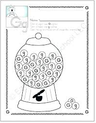 Number Coloring Page Numbers 6 Pages Preschool Worksheets Printable ...