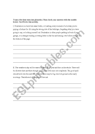 The ipa is an universal alphabet used to transcribe the phonological properties of spoken languages, for example vowels and consonants. Ipa Transcription Practice For Phonetics With Keys Esl Worksheet By Schwa1