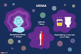 How Long Do Drugs Stay In Your System Chart How Long Does Ecstasy Mdma Stay In Your System