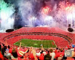 Details About Arrowhead Stadium Kansas City Chiefs Nfl Fine
