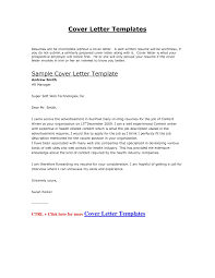 Police Cover Letter Example Job Application Template For