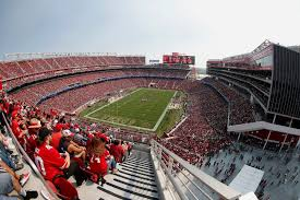 Step Inside Levis Stadium Home Of The San Francisco 49ers