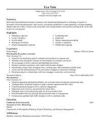 Team Skills Resume Merchandising Execution Associate Resume Examples Created