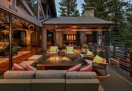 Deck Ideas With Fire Pit Deck Modern With Built Ins Hd Designs Patio