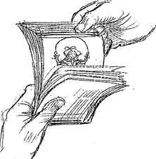 flip edge animate flip book animation