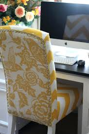 reupholster office chairs. Reupholster Office Chair Armrest Service Singapore Diy 2 Sided Chevron Yellow White How Chairs