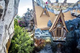 How you can stay in the Crazy House in Dalat, Vietnam