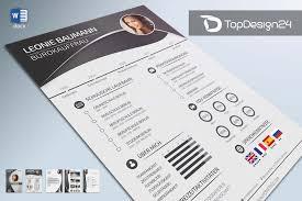 Musterlebenslauf Topdesign24 Bewerbungsvorlagen
