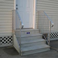 mobile home steps stairs gallery concrete steps century concrete steps