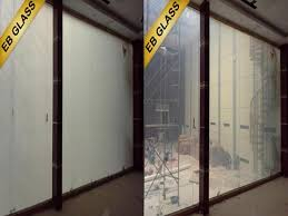smart glass door windows residential smartglass