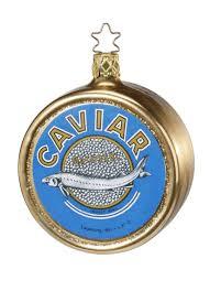 Tollkühn Inge Glas Christbaumschmuck Baumschmuck Kaviar