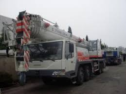 Zoomlion 50 Ton 42m Truck Cranes Qy50v532 For Sale Truck